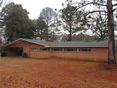 Natchitoches Single Family Home For Sale: 301 Desoto Road