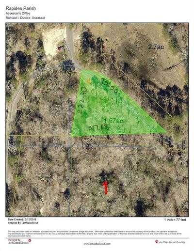 Residential Lots & Land For Sale: Hwy 1204 C