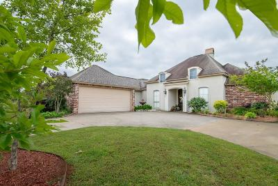 Alexandria Single Family Home For Sale: 184 St Andrews Drive