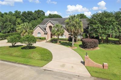 Alexandria Single Family Home For Sale: 5915 Bayou Robert Drive