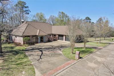 Woodworth Single Family Home For Sale: 1014 Hidden Ridge