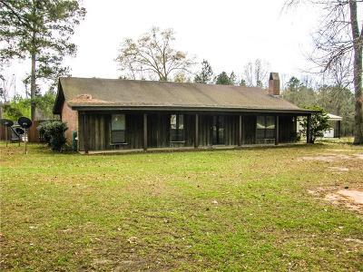 Robeline Single Family Home For Sale: 9843 Highway 120