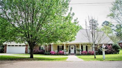 Pineville Single Family Home For Sale: 2320 Fairview Lane