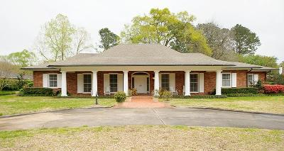Alexandria Single Family Home For Sale: 3009 Georges Lane