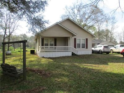 Marthaville Single Family Home For Sale: 3032 Hwy.487