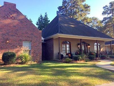 Pineville Single Family Home For Sale: 508 Jefferson Davis Drive
