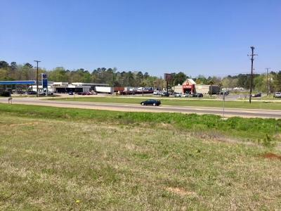 Natchitoches Commercial For Sale: University Parkway #lot #2