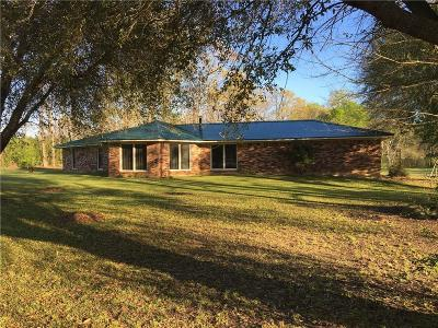 Provencal Single Family Home For Sale: 264 Slaughter Road