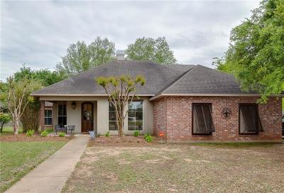 Alexandria Single Family Home For Sale: 6213 Coty Drive