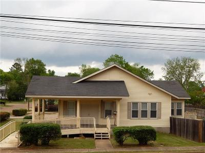 Natchitoches Single Family Home For Sale: 328 St. Denis Street Street