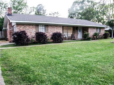 Natchitoches Single Family Home For Sale: 715 Hancock Avenue