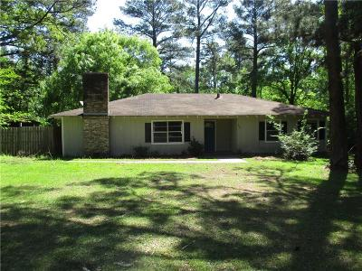 Robeline Single Family Home For Sale: 1613 Hwy 117