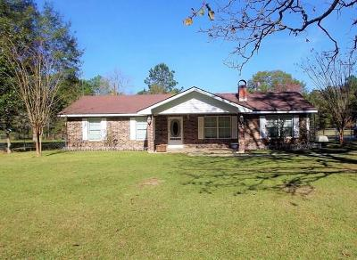 Single Family Home For Sale: 158 Bell Road