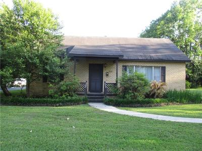Natchitoches Single Family Home For Sale: 431 Whitfield Drive