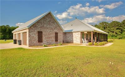 Pineville Single Family Home For Sale: 97 Wise Chapel Rd.