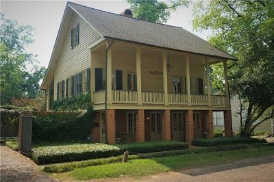 Natchitoches Single Family Home For Sale: 318 Nelken Street