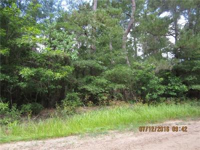 Campti, Clarence Residential Lots & Land For Sale: Tbd Oil Road