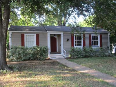Natchitoches Single Family Home For Sale: 208 Texas St