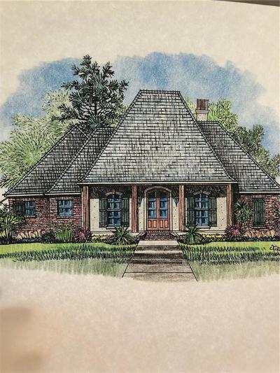 Pineville Single Family Home For Sale: 82 St.landry