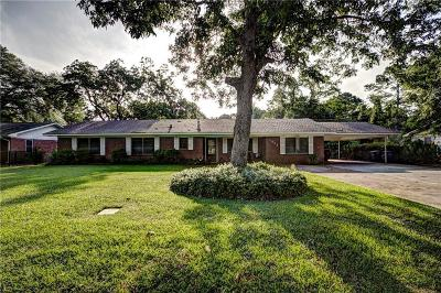 Natchitoches Single Family Home For Sale: 1535 Payne Avenue