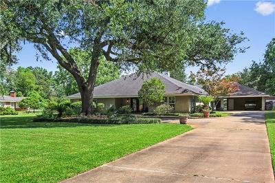 Alexandria Single Family Home For Sale: 1805 Yupon Drive