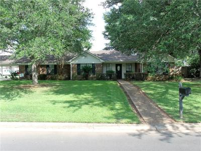 Natchitoches Single Family Home For Sale: 607 Oakland Drive