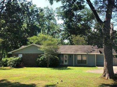 Natchitoches LA Single Family Home For Sale: $179,500