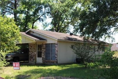 Natchitoches Parish Single Family Home For Sale: 1230 Holmes Street