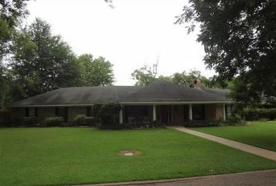 Natchitoches LA Single Family Home For Sale: $389,000