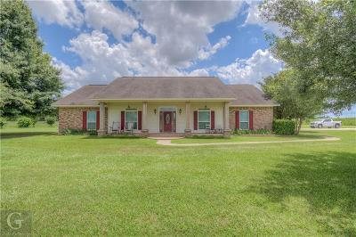 Natchitoches Single Family Home For Sale: 752 Fish Hatchery