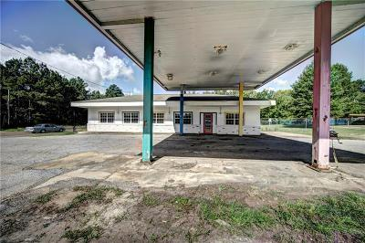 Natchitoches Commercial For Sale: 126 Highway 504