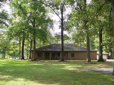 Natchitoches Single Family Home For Sale: 164 Lee Stephens Road