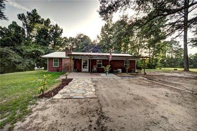 Robeline Single Family Home For Sale: 127 John Foshee Road