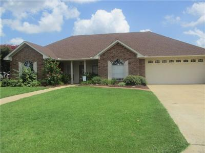 Natchitoches Single Family Home For Sale: 716 St.clair