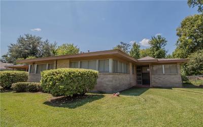 Single Family Home For Sale: 6012 Esterwood Drive