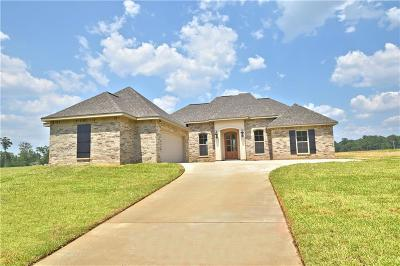 Woodworth Single Family Home For Sale: 3407 Kisatchie Circle