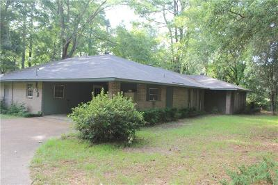 Natchitoches Single Family Home For Sale: 858 Highway 504