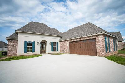 Alexandria Single Family Home For Sale: 5906 Settlers Drive