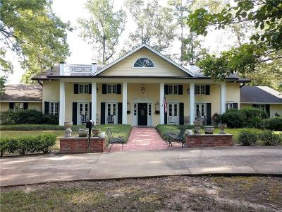 Winnfield LA Single Family Home For Sale: $497,000