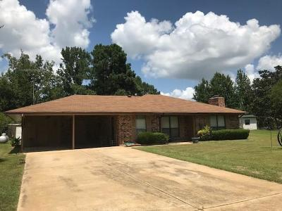 Natchitoches Single Family Home For Sale: 168 Water Turkey Ranch Road