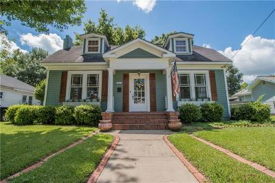 Alexandria LA Single Family Home For Sale: $179,000