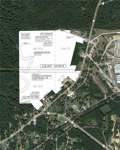 Residential Lots & Land For Sale: 112 Acres Hwy 34