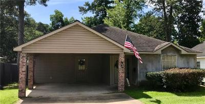 Pineville Single Family Home For Sale: 1622 Donahue Ferry Road