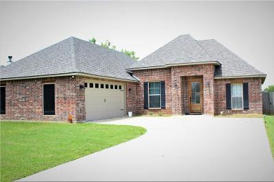 Alexandria LA Single Family Home For Sale: $319,000
