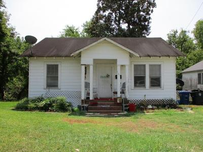 Natchitoches LA Single Family Home For Sale: $65,000