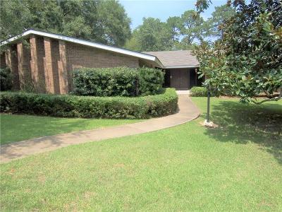 Ball Single Family Home For Sale: 6531 Dogwood Court