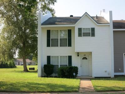 Natchitoches LA Condo/Townhouse For Sale: $119,500