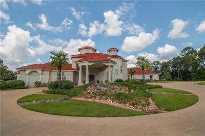 Ball Single Family Home For Sale: 6923 Monroe Highway