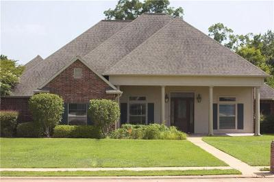 Natchitoches Single Family Home For Sale: 220 Ledet Drive
