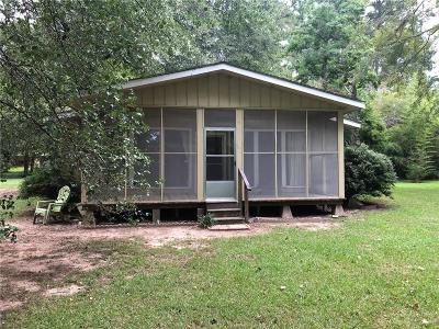 Natchitoches Single Family Home For Sale: 386 Monroe Drive